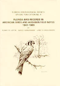 Florida Bird Records In American Birds and Audubon Field Notes (1947-1989) - Click to Enlarge